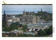 Edinburgh Castle View #3 Carry-all Pouch