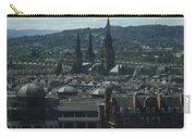 Edinburgh Castle View #9 Carry-all Pouch