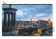 Edinburgh From Calton Hill Carry-all Pouch
