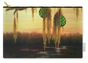 Edisto Island Glass Floats Carry-all Pouch