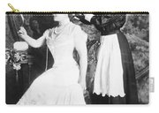 Edith M. Kingdon (1864-1921) Carry-all Pouch