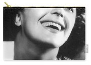 Edith Piaf Carry-all Pouch