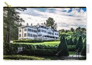 Edith Wharton Mansion Carry-all Pouch