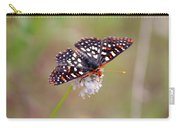Edith's Checkerspot Three Carry-all Pouch