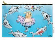 Editorial Cartoonist Carry-all Pouch
