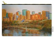 Edmonton Reflections Carry-all Pouch