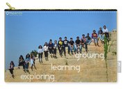 Educational Travel With Happymiles Carry-all Pouch