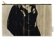 Edvard Munch: The Kiss Carry-all Pouch