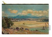 Edward Cairns Officer 1871-1921 Landscape Carry-all Pouch