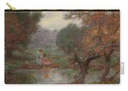 Edward Henry Potthast 1857 - 1927 October Days Carry-all Pouch