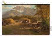 Edward Hill 1843-1923 Adamsons Ranch, Utah Carry-all Pouch