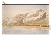 Edward Lear - Gebel Sheikh Abu Fodde, Carry-all Pouch