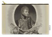 Edward Scriven 1775-1841 His Royal Highness The Duke Of Cumberland. 1807 Carry-all Pouch