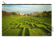 Edward Vii Park Carry-all Pouch
