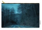 Eerie Road Carry-all Pouch