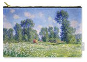 Effect Of Spring At Giverny Carry-all Pouch
