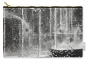Effervescence Fountain In Milano Italy Carry-all Pouch