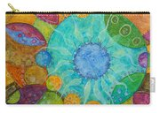 Effervescent Carry-all Pouch by Tanielle Childers