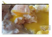 Egg And Gravy Carry-all Pouch