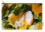 Egg And Greens Carry-all Pouch