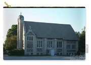 Egg Harbor Church Carry-all Pouch