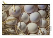 Egg Stand - La Bouqueria - Barcelona Spain Carry-all Pouch