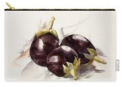 Eggplants. ,charles Demuth Carry-all Pouch