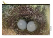 Eggs In A Nest Carry-all Pouch