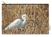 Egret Breakfast Carry-all Pouch