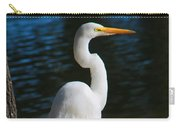 American Egret Carry-all Pouch