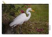 Egret's Meal Carry-all Pouch