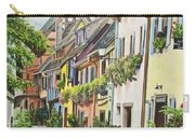 Eguisheim In Bloom Carry-all Pouch