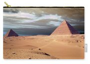 Egypt Eyes Carry-all Pouch