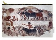 Egypt: Tomb Painting Carry-all Pouch