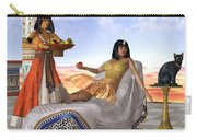 Egyptian Cleopatra Carry-all Pouch