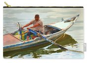 Egyptian Fisherman Carry-all Pouch