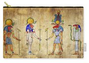 Egyptian Gods And Goddess Carry-all Pouch