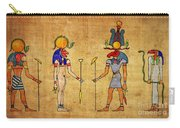 Egyptian Gods And Goddness Carry-all Pouch