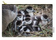 Egyptian Goose Alopochen Aegyptiacus Carry-all Pouch