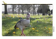 Egyptian Goose Carry-all Pouch