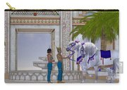 Egyptian Horses Carry-all Pouch