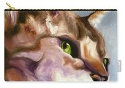 Egyptian Mau Princess Carry-all Pouch