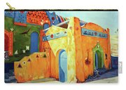 Egyptian Nubian House Carry-all Pouch