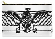 Egyptian Symbol: Vulture Carry-all Pouch