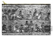 Egyptian Writing Carry-all Pouch