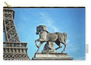 Eiffel Tower 16 Art Carry-all Pouch