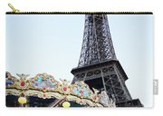 Eiffel Tower 7 Carry-all Pouch