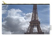 Eiffel Tower And Pont D'lena Carry-all Pouch