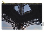 Eiffel Tower Corner Carry-all Pouch