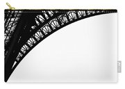 Eiffel Tower Detail Carry-all Pouch